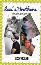 Levi's Brothers (BoyxBoyxBoyxBoyxBoy) by Lissykaye