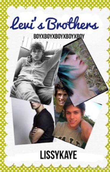 Levi's Brothers (BoyxBoyxBoyxBoyxBoy)
