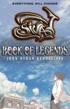 Siva (Volume 4) The Book of Legends by JE_Reddcliffe