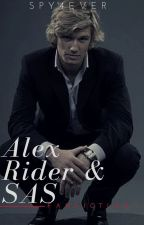 Alex Rider & SAS by spy4ever