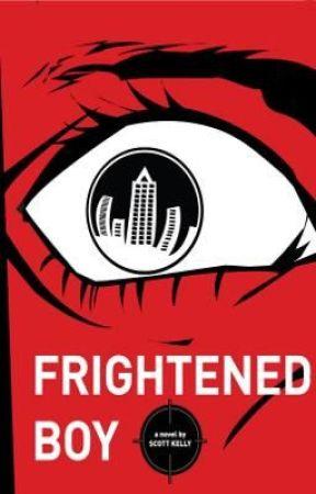 Frightened Boy by ScottKelly