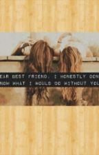 best friend by niallysty