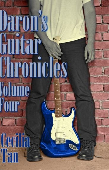 Daron's Guitar Chronicles: Vol 4 by ceciliatan