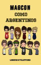 magcon; si ellos fuesen argentinos ♡ by longwaycliffxrd