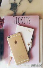 Tickets - l.s by larryzuada