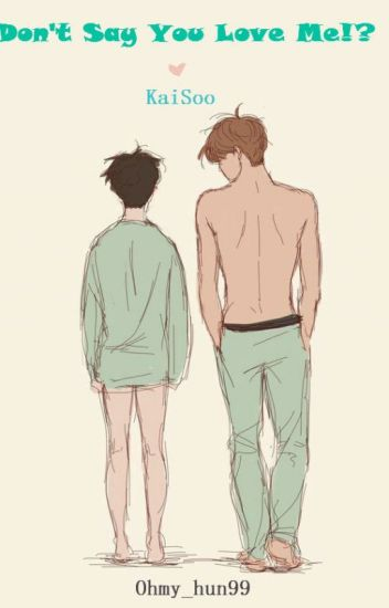 Don't Say You Love Me!? - Kaisoo [TwoShoot]