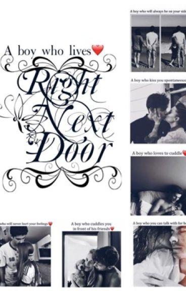 Right Next Door (ft. Zayn Malik)