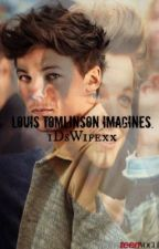Louis Tomlinson Imagines. by 1DsWifexx