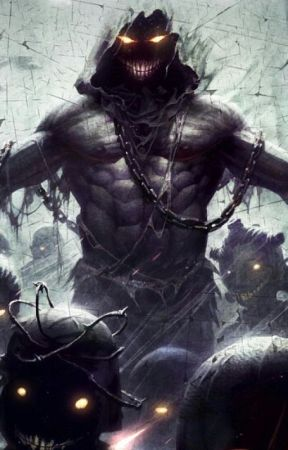 The demon inside by AlphaShadowWolf