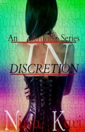 Indiscretion by NinaKari