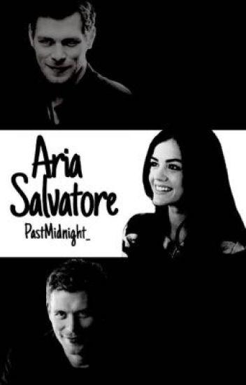 Aria Salvatore x Klaus Mikaelson