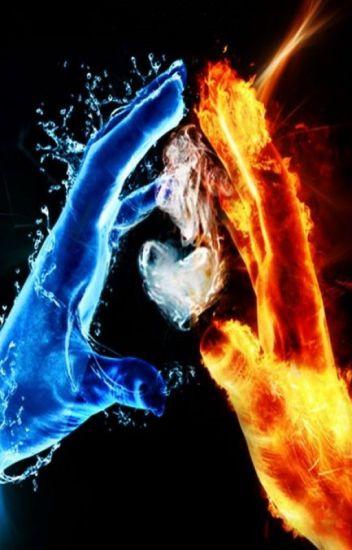 Opowiadanie Yaoi (slash) - Ogień i woda