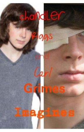 Chandler riggscarl grimes imagines under editing meet and greet chandler riggscarl grimes imagines under editing m4hsunfo