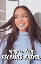 Magcon Tour: Escenas Extras (Nash Grier) by CocoHomies