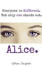 Alice.  by sarcxstic-stiles