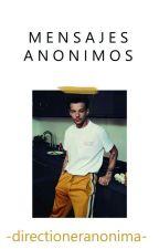 Mensajes anonimos - Louis y tu (Hot) #Wattys2016 by directioneranonima69