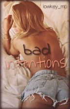 Bad Intentions || MGK FF by arodriguez1159