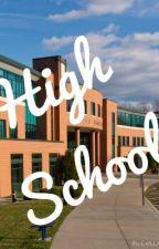 High school by E_R_I_N