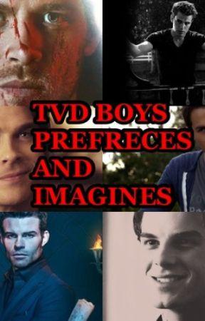 Tvd preferences by jelenaboner