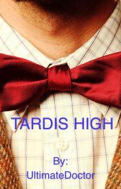 Tardis High by UltimateDoctor