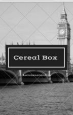 Cereal Box(Phan) by Lalaisnotonfire