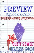 TellTaleHeart Interview by sportspuppyia1997