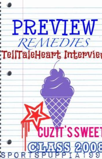 TellTaleHeart Interview