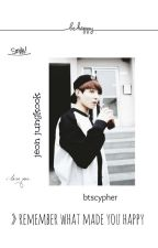 Remember what made you happy  «Jungkook BTS» by btscypher