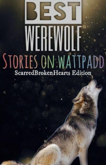 Best Werewolf Stories on Wattpadd