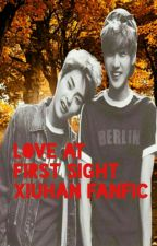 love at first sight. (XIUHAN FANFIC) by l00-05-18l