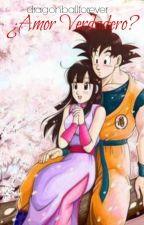 ¿amor verdadero? goku y tú #Wattys2015 by dragonballforever