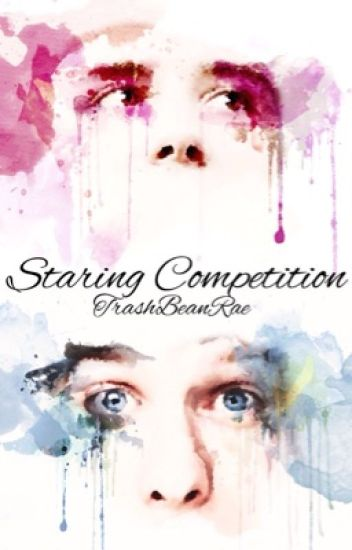 Staring Competition ~ Phan AU