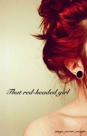 That red-headed girl by amys_secret_escape