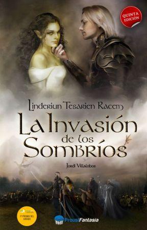 Linderiun Tesarien Racem: La invasión de los sombríos by JordiVillalobos