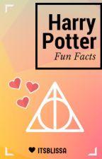 Harry Potter Facts by blessjimin