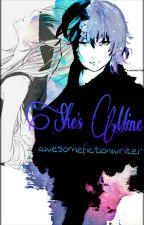 She's Mine (ReaderxAyato) by AwEsOMeFicTionWriTeR