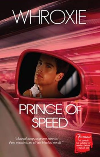 Prince of Speed (Published under Red Room)