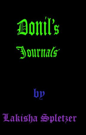 Donil's Journals (Werelove Chronicles) by kishazworld