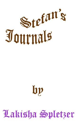 Stefan's Journals (Werelove Chronicles)