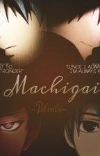 Machigai -Akakuro- by PelinLu
