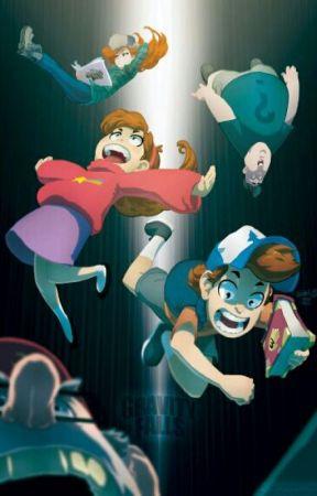 Gravity Falls Portal Wattpad