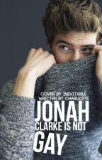 Jonah Clarke Is Not Gay by greenypots