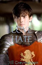 Love Hate( A Chronicles of Narnia fanfic/Edmund Pevensie fanfic) by Greymanson19