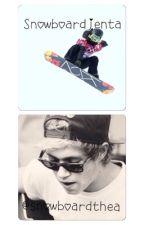 Snowboardjenta by Snowboardthea