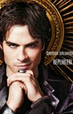 Damon Salvatore Replikleri. by thevampiregoddess