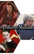 Los trillizos Maximoff by AgentLuxury
