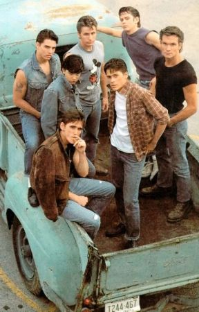 The Outsiders Preferences - Pregnancy: Darry  - Wattpad