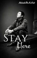 stay ➮ glenn rhee y tú (twd) by HeladoDeKitKat