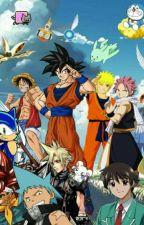 Anime Truth Or Dare by trico_the_neko