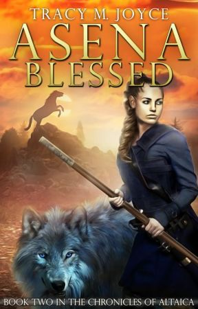 Asena Blessed by TracyMJoyce
